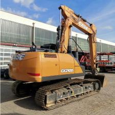Kettenbagger 22 to - z.B. Case CX210 D LC